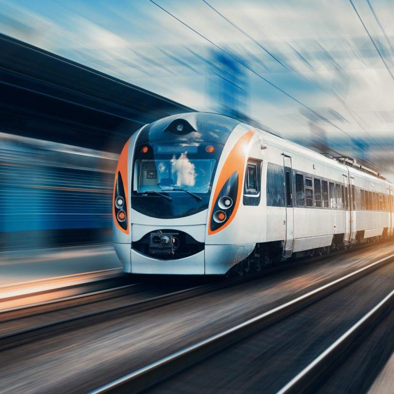 Train Industry - Nexus Alpha